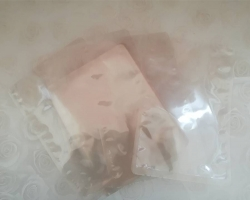 PVDC高阻隔高温蒸煮透明袋